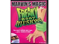 Marvin's Magic Freaky Body Illusions