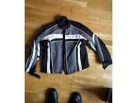 LS Frank Thomas motorbike jacket