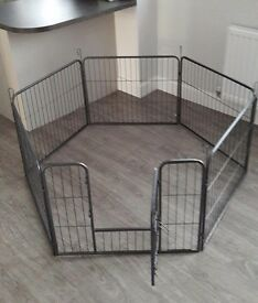 Adjustable Pet pen