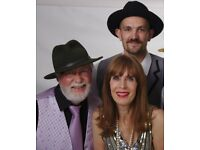 Established jazz-swing band seeks experienced sax player