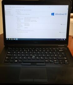 Dell E5470 14 inch Full HD 1080p Laptop intel i5 Desktop Grade 16gb DDR4 Ram M.2 256gb SSD