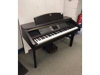 Pre Loved Yamaha CVP 207 Digital Piano Part Exchange & Finance Welcome