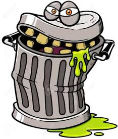 Garbage, Rubbish, Junk, We Vanish all for a tiny Fee. Cant be beaten on price. Try and see