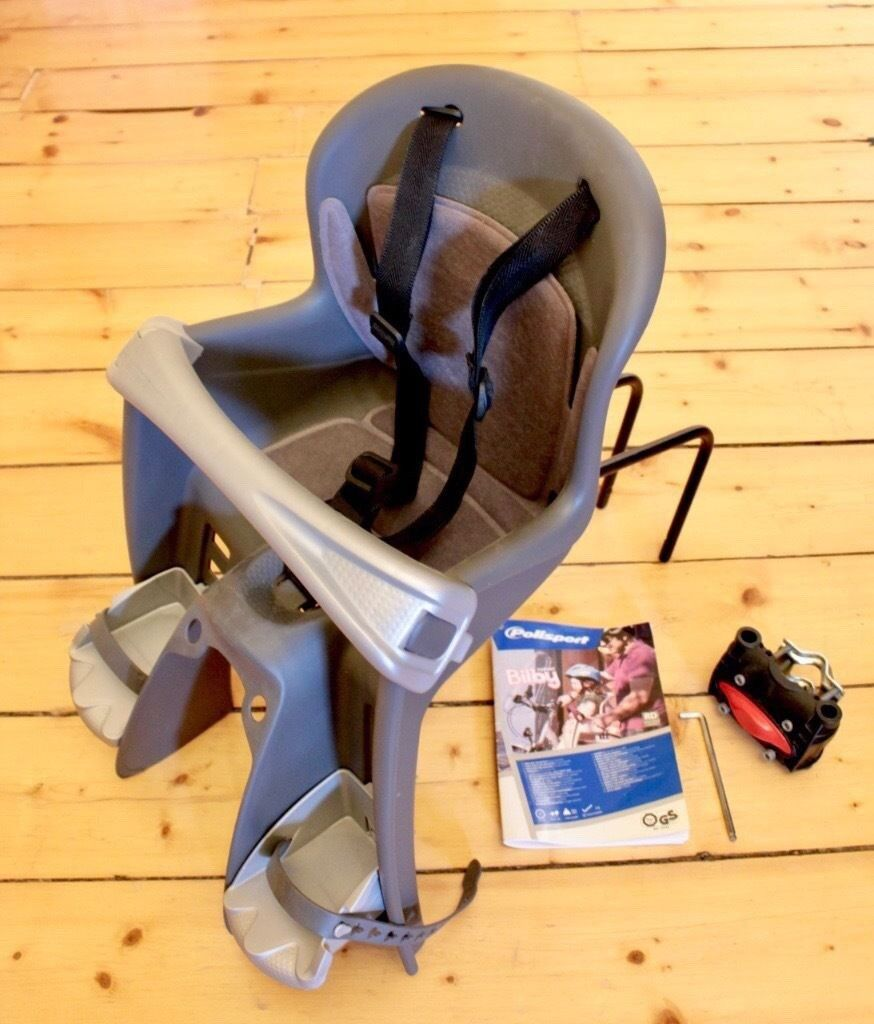 Polisport Bilby Front Child Seat