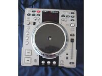 Denon DN-S3500 CD Turntable - Like Pioneer CDJ1000 better than CDJ800 (NEVER USED - MINT CONDITION)
