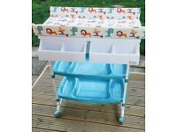 Very good condition baby changing table