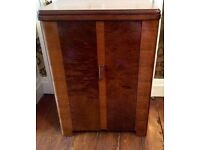 Vintage Sewing Machine Cabinet