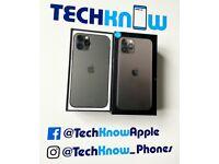 Apple iPhone 11 Pro 64Gb unlocked (Space Grey) Boxed + Apple warranty 2021