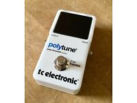 Polytune One - Guitar Pedal