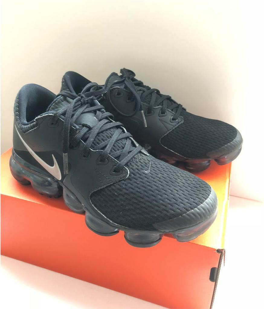 official photos 0937c cdad5 Nike Air Vapormax (GS) shoes Black size 4.5