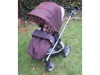 Mamas and Papas Sola Buggy Stroller Pram Pushchair