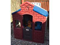 Little Tikes playhouse -Earth