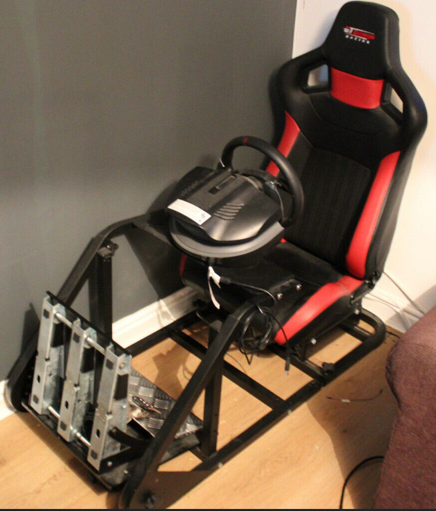 GT Omega Cockpit & Thrustmaster T500RS Racing Simulator Setup | in  Coventry, West Midlands | Gumtree