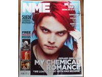 200 NME magazines from 2006 - 2013. all for £25. Most in very good condition.