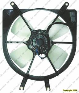 Radiator Fan Assembly Acura EL 1997-2000