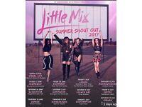 Little Mix - Edinburgh Royal Highland Centre