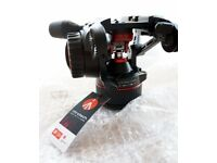 New Manfrotto Nitrotech N8 Fluid Tripod Head