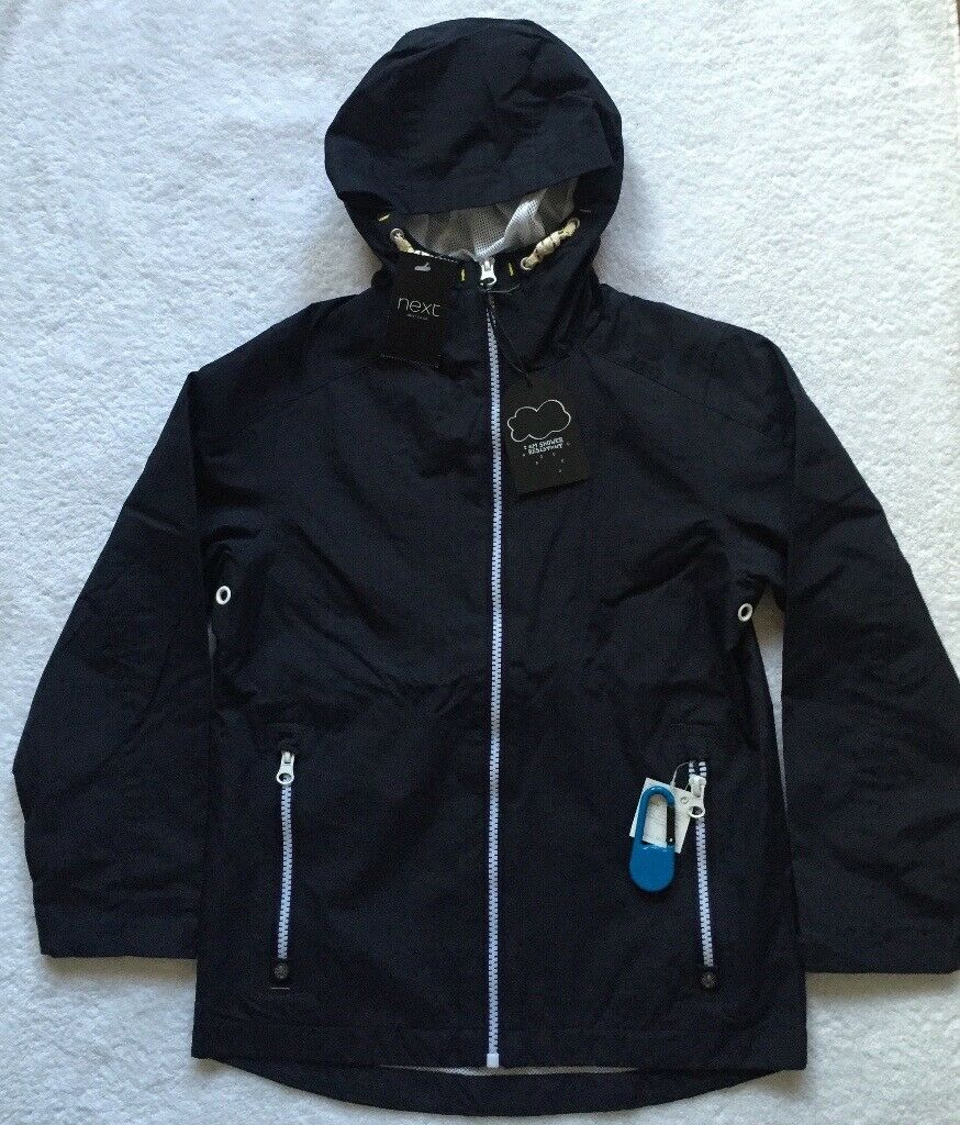 074541c47 BNWT Next Boy Navy Hooded Coat 6 Years | in Dundee | Gumtree