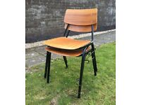 1960/70s Chairs Industrial Vintage