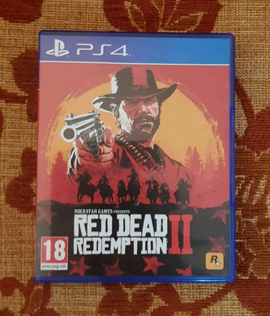 RED DEAD REDEMPTION 2 PS4 | in Portadown, County Armagh | Gumtree