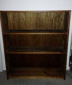 Bookcase - pine