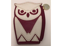 FRENCH CONNECTION Owl-shaped Coin Purse