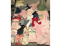 0-3 month baby clothes with shoes