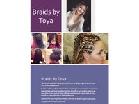 Hair braiding & extensions for European&Afro hair box braids weaves & crochet available Bristol area