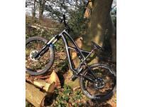 Specialized enduro fsr. Enduro bike MTB dh trail