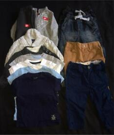 Boys bundle 6-9 months