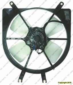 Radiator Cooling Fan Assembly Acura EL 1997-2000