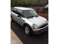 ** PRICE DROP £1400 NO OFFERS * * Full years MOT * Low Mileage * 2005 Mini One