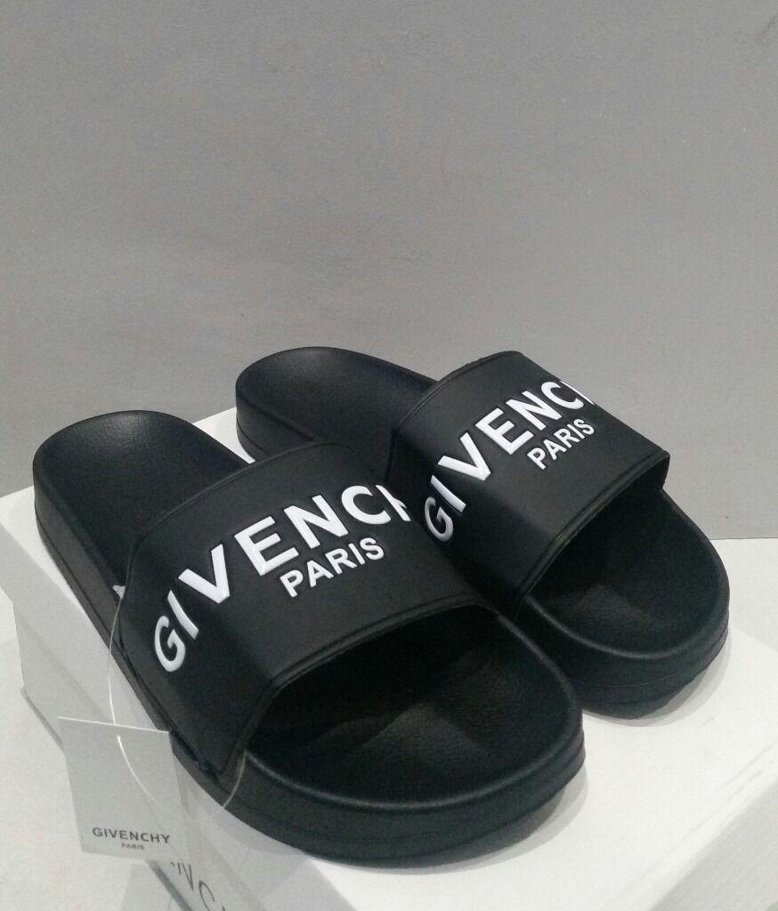 21e1884ce376 Mens Givenchy Slides Sandals Flip Flops. Brand New. UK Delivery ...