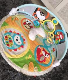 SkipHop baby gym/play mat