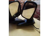 Toyota corolla 2003 Side Electric mirrors