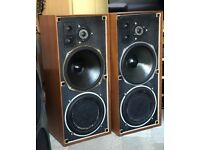 Superb CELESTION DITTON 25 Huge Floorstanding Speakers. Delivery Available.