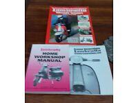 Lambrertta workshop manuals
