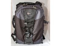 Lowepro Photo Trekker AW II Backpack for DSLR - Black