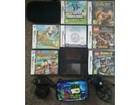 Nintendo DSi & 7 games