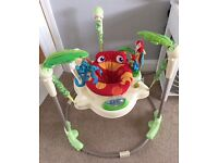 Jumperoo in very good condition