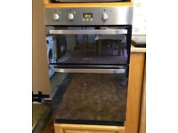 Hotpoint Electic Double Oven.