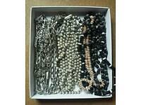 Job lot of Chunky jewellery