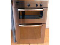 Bosch HBN9151GB/06 Fan Assisted Electric Built-In Double Oven In Stainless Steel