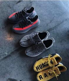 Yeezy shoes, adidas pharell Williams .