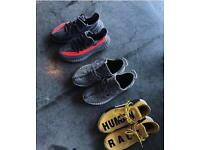 Yeezy shoes, adidas pharell Williams .