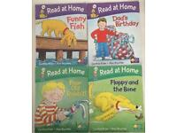 Oxford Learning Tree - Read at Home - 4 books
