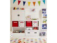 Northcote Regular Cupboard Unit / GLTC STORAGE KIDS ROOM