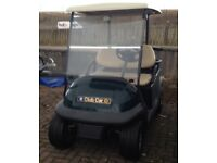 Club Car Golf Buggy