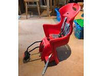 Avenir Snug child seat (bike/bicycle seat)