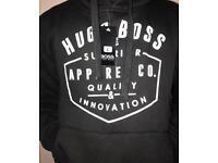 Hugo boss tracksuits not Adidas or Nike